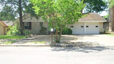 Ennis Single Family Home For Sale: 1107 Bluebonnet Hill Drive
