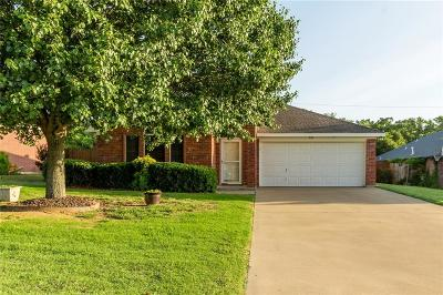 Weatherford Single Family Home For Sale: 314 Dalhart Drive