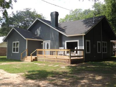 Grand Saline Single Family Home For Sale: 403 N Houston Street