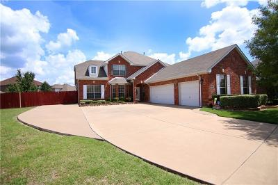 Grand Prairie Single Family Home For Sale: 5308 Hockley Drive