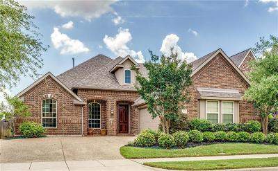 McKinney Single Family Home For Sale: 5109 Dunster Drive