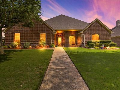 Parker County Single Family Home For Sale: 136 Olympic Drive