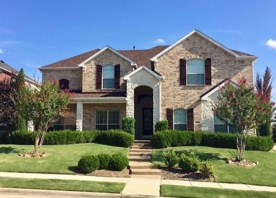 Frisco Single Family Home For Sale: 1609 Kings View Drive