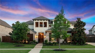 Frisco Single Family Home For Sale: 3863 Guinn Gate Drive