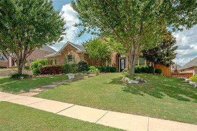 Collin County Single Family Home For Sale: 3208 Nottingham Drive
