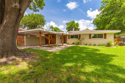 Richardson Single Family Home For Sale: 624 W Belt Line Road