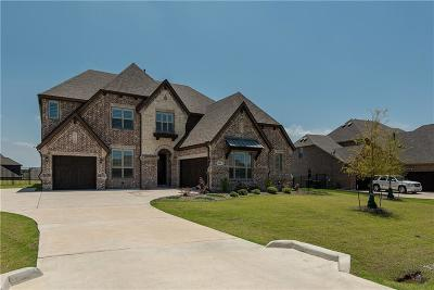 Rockwall Single Family Home For Sale: 601 Limmerhill Drive