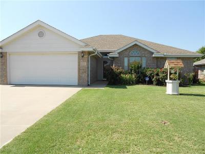 Abilene Single Family Home For Sale: 373 Sugarberry Avenue