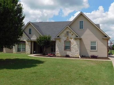 Van Alstyne Single Family Home For Sale: 182 Derby Drive