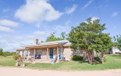 Erath County Single Family Home For Sale: 1505 Fm 1188