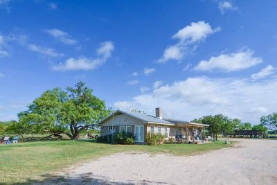 Single Family Home For Sale: 1505 Fm 1188 A