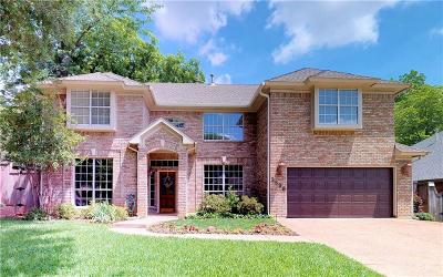 Flower Mound Single Family Home For Sale: 3508 Wolcott Drive