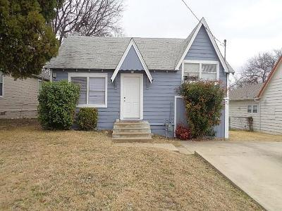 Dallas, Fort Worth Single Family Home For Sale: 319 W Clarendon Drive