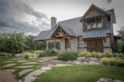 Graford Single Family Home For Sale: 1571 Falls Creek Drive