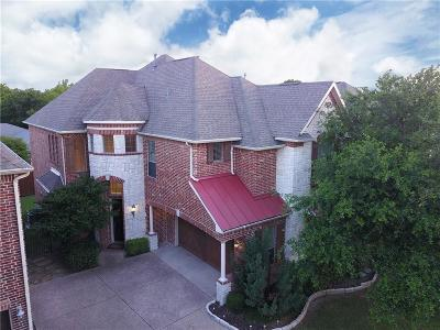 Richardson Single Family Home For Sale: 628 Laketrail Drive
