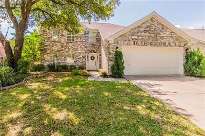 Fort Worth TX Single Family Home Active Contingent: $274,900