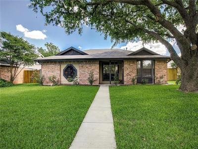 Mesquite Single Family Home For Sale: 408 Quail Hollow Drive