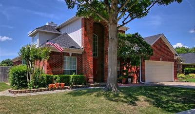 Haltom City Single Family Home For Sale: 5717 Round Rock Road