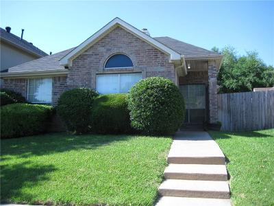 Mesquite Single Family Home For Sale: 2417 Browning Drive