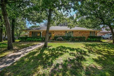 Southlake Single Family Home For Sale: 620 Overland Trail