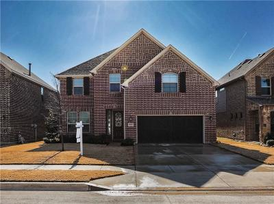 Tarrant County Single Family Home For Sale: 8316 Snow Egret Way