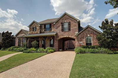 Prosper Single Family Home For Sale: 1141 Three Rivers Drive