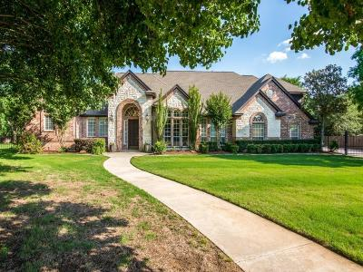 Southlake TX Single Family Home For Sale: $799,900