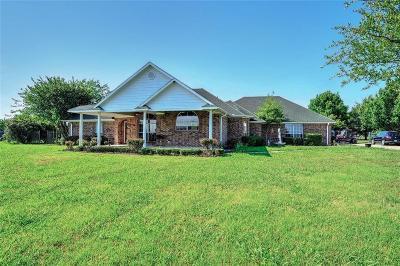 Sherman Single Family Home For Sale: 1108 Ridgeview Drive