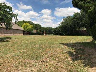 Frisco Residential Lots & Land Active Option Contract: 7508 Acorn Lane