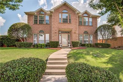 Carrollton Single Family Home For Sale: 2020 Silverway Lane