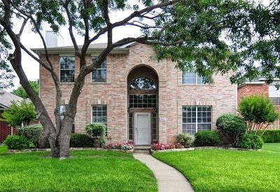 Allen Single Family Home For Sale: 705 Ashcrest Court