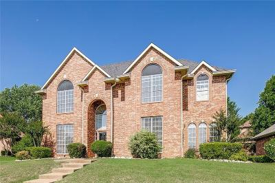 Rockwall Single Family Home For Sale: 4726 Steeple Chase Lane