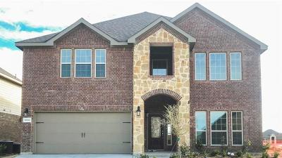 Royse City Single Family Home For Sale: 3205 Shady River Trail