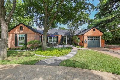 Dallas Single Family Home For Sale: 9703 Redondo Drive