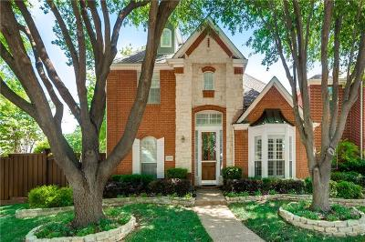 Dallas Single Family Home For Sale: 18298 Meandering Way