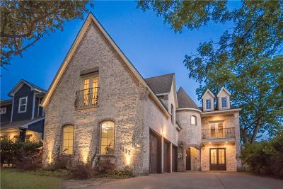Dallas Single Family Home For Sale: 5230 Miller Avenue