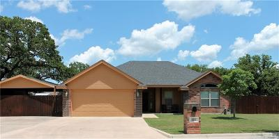 Cisco TX Single Family Home Active Contingent: $187,500