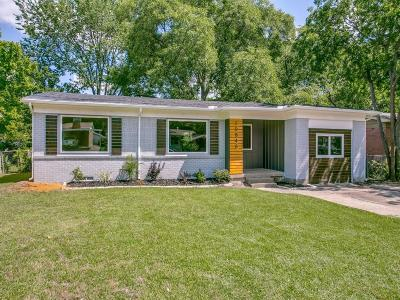 Dallas Single Family Home For Sale: 10846 Sharondale Drive