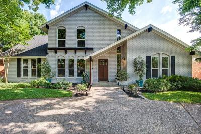 Single Family Home For Sale: 9927 Edgecove Drive