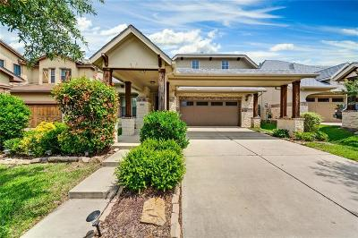 McKinney Single Family Home For Sale: 8212 Texian Trail