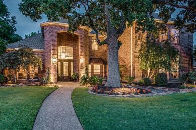 Colleyville Single Family Home For Sale: 7005 Whippoorwill Court