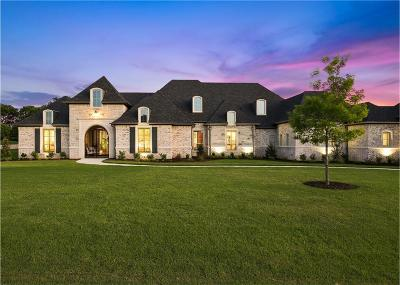 Prosper Single Family Home For Sale: 4140 Tranquility Lane