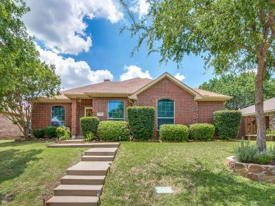 Lewisville Single Family Home For Sale: 1540 Eagle Nest Pass