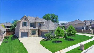 Allen Single Family Home For Sale: 1522 Winthrop Drive