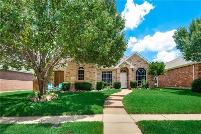 Allen Single Family Home For Sale: 727 Yellowstone Drive