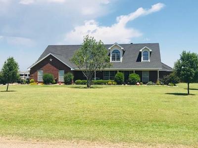 Abilene Single Family Home For Sale: 254 Handsome Jack Road