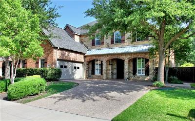 McKinney Single Family Home For Sale: 6909 Coronado Drive
