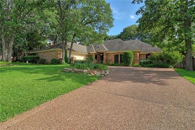 Arlington Single Family Home For Sale: 5518 Emerald Park Boulevard