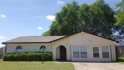 Fort Worth Single Family Home For Sale: 6624 McCart Avenue