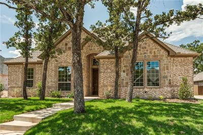 Azle Single Family Home For Sale: 1517 Sea Breeze Lane